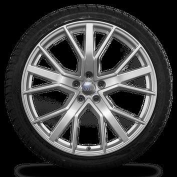Audi 21 Zoll Felgen RS6 4G Performance Alufelgen Winterreifen Winterräder 7 mm – Bild 4