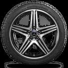 18 inch Mercedes A45 CLA45 AMG A250 CLA 250 Sport alloy wheels rim summer