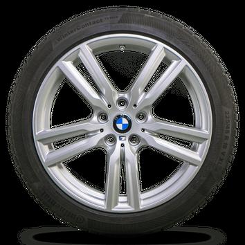 BMW 18 Zoll 2er F45 F46 Active Gran Tourer Winterreifen Winterräder Felgen M486 – Bild 2