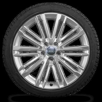 Audi 19 Zoll Felgen A4 S4 8W Winterreifen S line Winterräder 8 mm 8W0601025BE – Bild 2