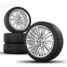 Audi 19 inch rim A4 S4 8W alloy wheels winter tyres S line winter wheels 8 mm