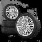 Audi 19 Zoll Felgen A4 S4 8W Winterreifen S line Winterräder 8 mm 8W0601025BE