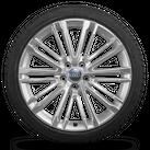 Audi 19 Zoll Felgen A4 S4 8W Alufelgen Winterreifen S line Winterräder 7 mm