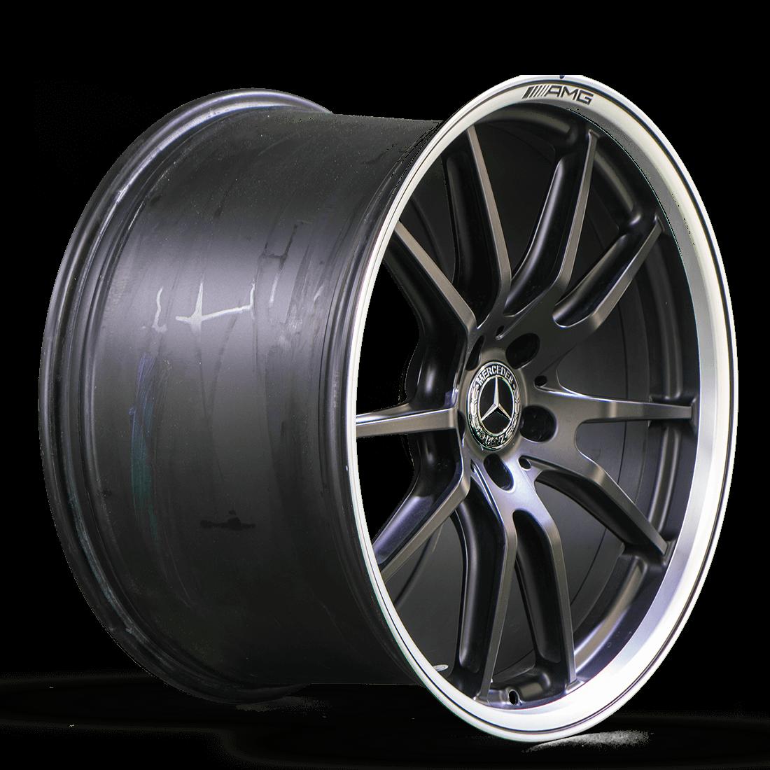 19 20 Inch Mercedes AMG GT R C190 Alloy Wheels Rim A1904011600