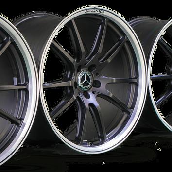 19 20 Zoll Mercedes AMG GT R GTR C190 Alufelgen Felgen A1904011600 A1904012300 – Bild 6
