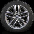 original Audi Q7 SQ7 4M 21 inch alloy wheels rim winter tyres winter wheels S