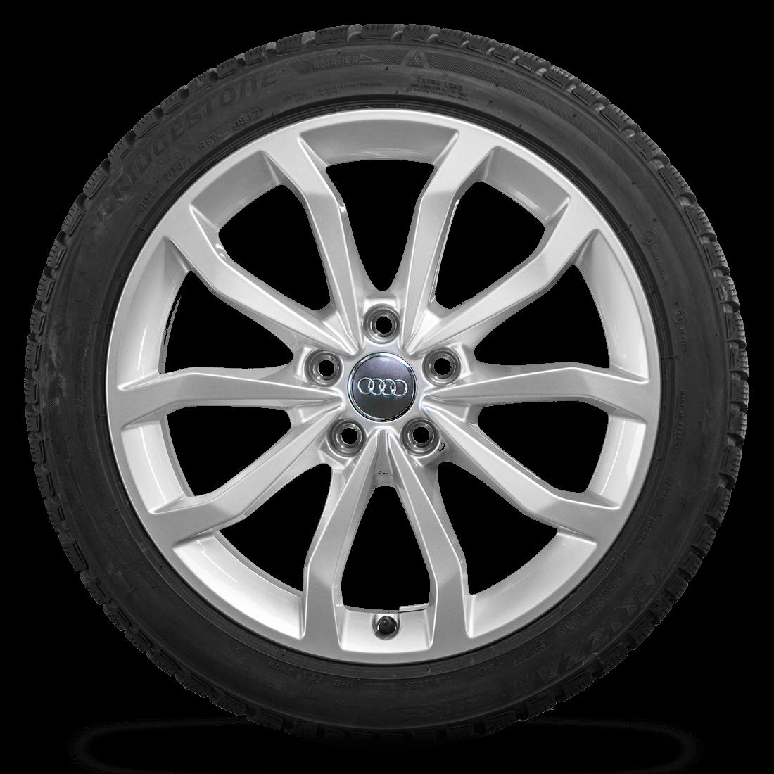 Audi A4 S4 8W 18 Zoll Winterkompletträder Felgen Winterreifen Winterräder 7 mm