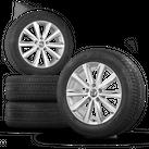 VW Touareg 7P 19 Zoll 7P6601025P Felgen Salamanca Winterräder Winterreifen