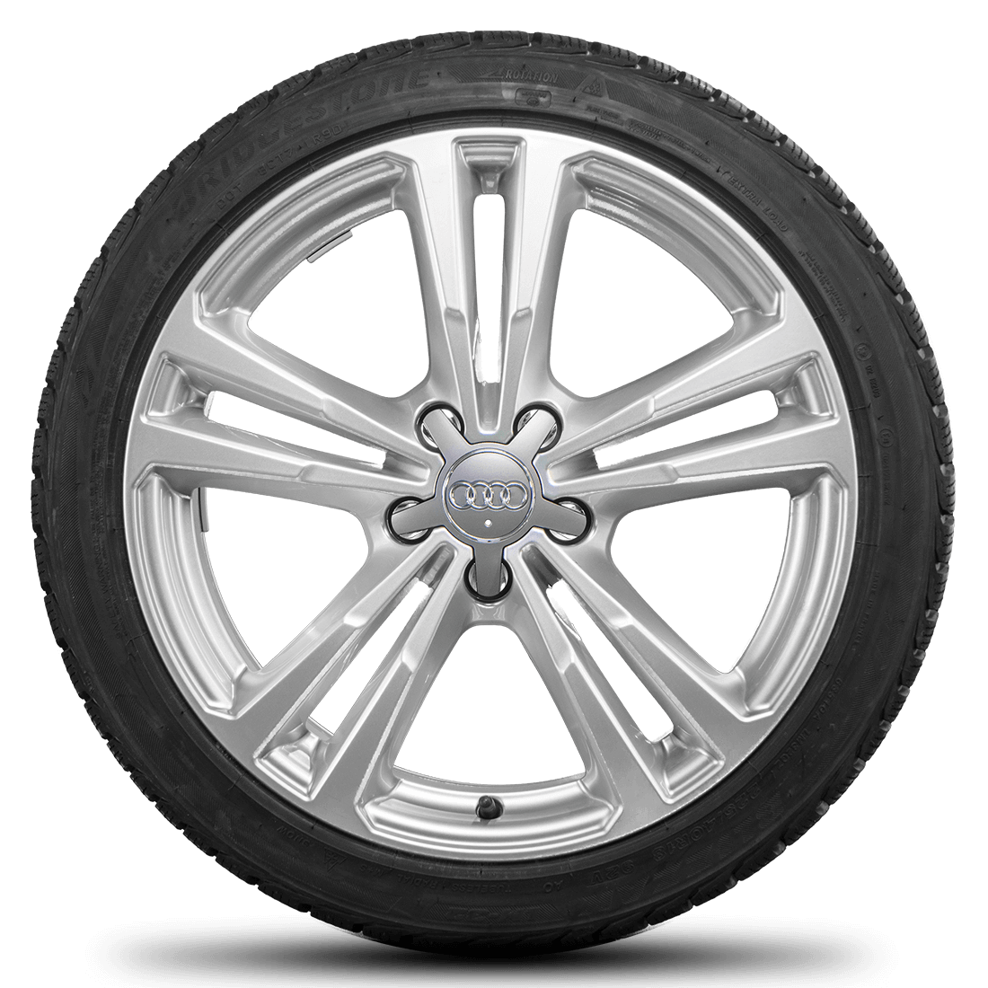 Audi A3 S3 8V 8P 18 Zoll Alufelgen Felgen Winterreifen Winterräder 8 mm S line