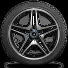 AMG A B CLA class W176 W245 C117 18 inch winter tyres winter wheels rim