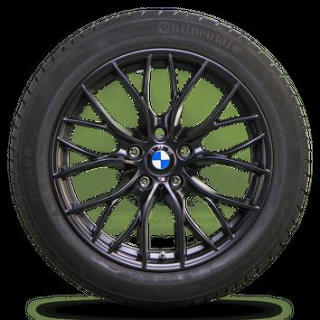 BMW 18 Zoll Felgen 3er GT F34 Winterreifen Winterräder 6865157 Styling M405 – Bild 3