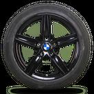 BMW 17 Zoll 1er F20 F21 2er F22 F23 Felgen Winterreifen Styling 379 schwarz