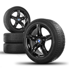 BMW 1 Series F20 F21 2-piece F22 F23 17-inch aluminum rim rims winter tires