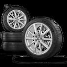 20 Zoll Felgen Audi Q3 II RSQ3 F3 Sport Alufelgen Sommerreifen Sommerräder NEU