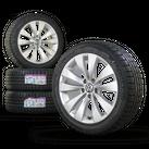 VW CC Scirocco 17 Zoll Alufelgen Felgen Phönix Winterreifen Neu Winterräder