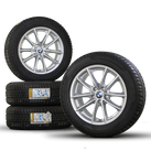 BMW 17 inch 5 Series G30 G31 wheels rims Runflat winter tires styling 618 NEW