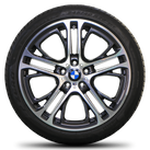 BMW 20 inch alloy wheels X3 F25 X4 F26 rim Styling M310 M 310 summer wheels