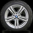 Original BMW 19 Zoll M408 Winterreifen M5 F10 M6 F06 F12 F13 Winterräder Felgen
