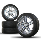 AMG 19 inch Mercedes E-class W213 S213 C238 A238 winter tyres winter wheels