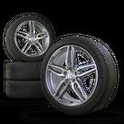 AMG 19 inch wheels Mercedes E-Class W213 S213 C238 Winter tires Winter wheels