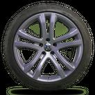 VW 19 Zoll Felgen Tiguan 5N Alufelgen Winterreifen Winterräder Savannah 6 mm