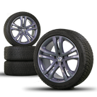 VW 19 inch rims Tiguan 5N aluminum rims winter tires Savannah 6 mm