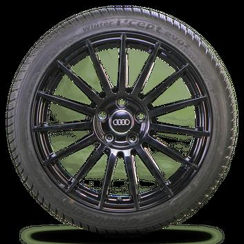 Audi 18 Zoll A4 S4 8E Felgen Winterreifen Winterräder Alufelgen Neu 8E0601025BD – Bild 5