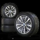 BMW 20 Zoll Alufelgen X5 F15 X6 F16 Styling M469 Felgen Sommerreifen Sommerräder