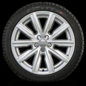 Audi 17 Zoll Felgen A1 S1 8X Alufelgen Winterreifen Winterräder 7-7,5 mm – Bild 5