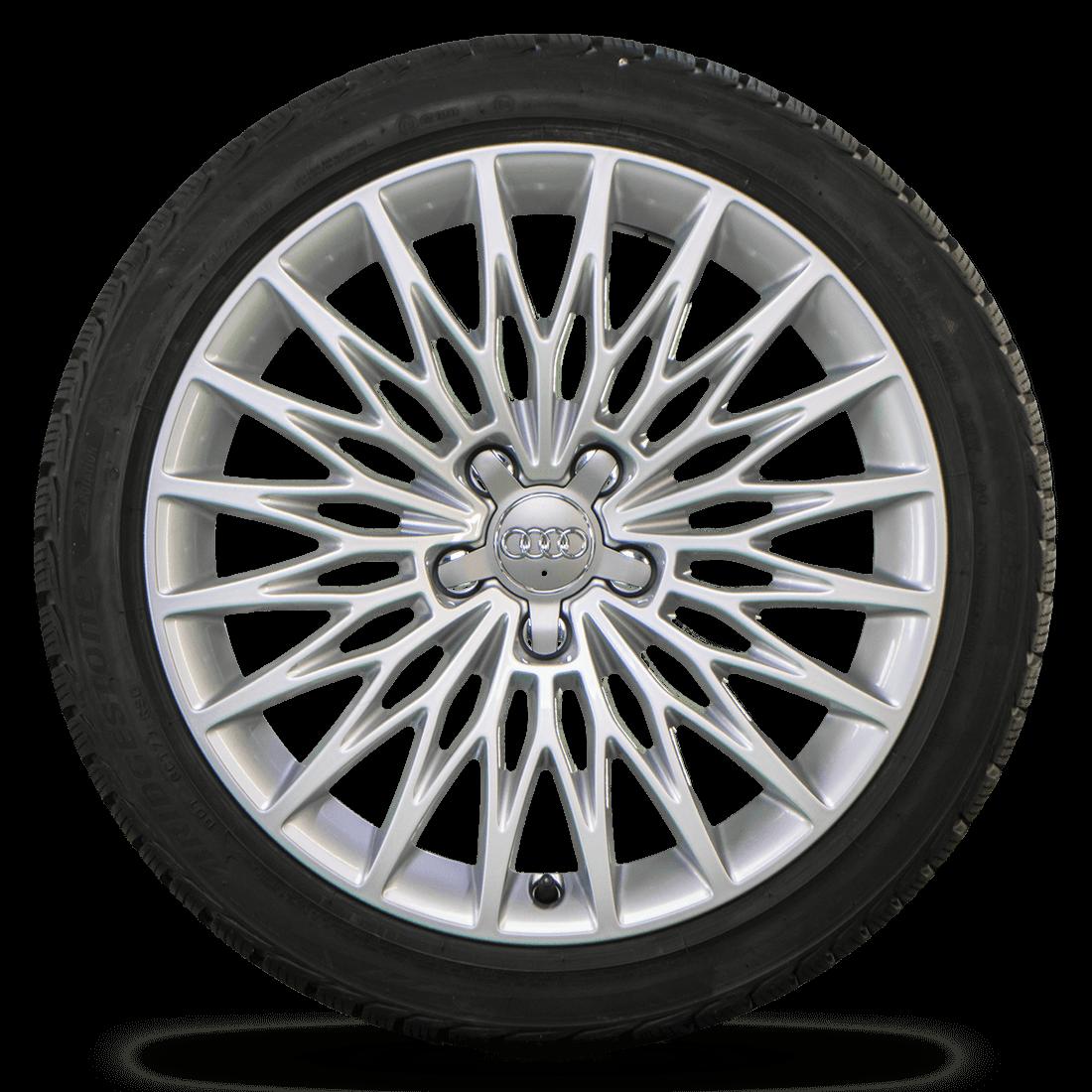 Audi 18 Zoll Felgen A3 S3 8V Alufelgen Winterreifen Winterräder 8V0601025AE 8 mm