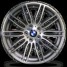 4x BMW 19 Zoll Felgen 5er E60 E61 Alufelgen Styling 269 6787612 6787613 NEU