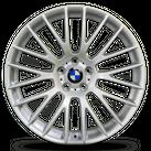 BMW 21 Zoll Felgen 5er GT F07 7er F01 F02 F03 312 Alufelgen 6787608 6787609 NEU