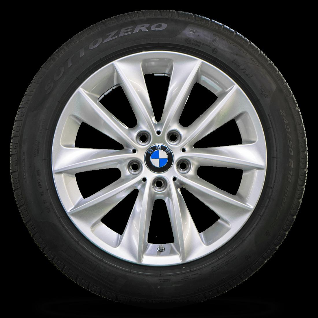 BMW X3 F25 X4 F26 18 Zoll Alufelgen Felgen Winterreifen Winterräder Styling 307