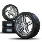 AMG 19 inch rims E-Class W213 S213 C238 aluminum rims winter tires winter wheels