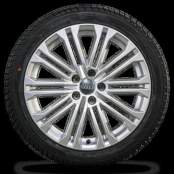 Audi 18 Zoll Felgen A5 S5 8W Alufelgen Winterreifen Neu Winterräder 8W0601025EE – Bild 5