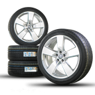 Audi 20 Inch Rims A6 S6 4K Alloy Wheels Summer Tires New Summer Wheels