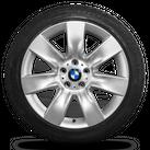 BMW 19 Zoll Winterreifen 5er GT F07 7er F01 F02 Winterräder Styling 251 Felgen