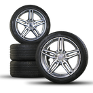 AMG 19 inch rims Mercedes E-Class W213 C238 All-weather all-season tires New