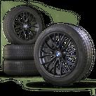 BMW 18 Inch 3er GT F34 Gran Turismo Rims Winter Tires Winter Wheels Styling M405