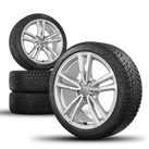 Audi 17 inch rim A1 S1 8X alloy wheels winter tyres winter wheels 8X0601025BR