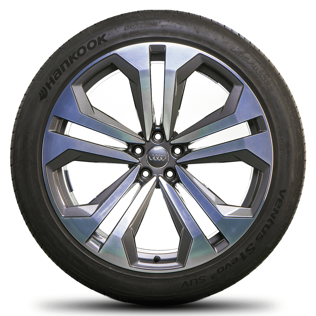 22 Inch Tires >> Original Audi 22 Inch Rims Q8 Alloy Rims Summer Tires Summer Wheels 4m8601025k