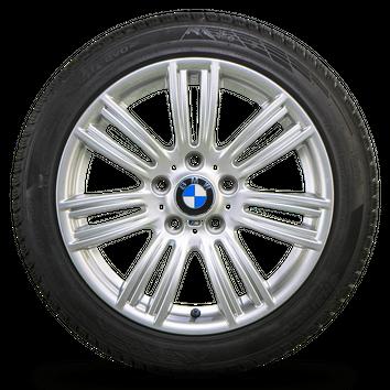 BMW 1er F20 F21 2er F22 17 Zoll Alufelgen Winterräder Winterreifen Styling M383 – Bild 4