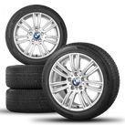 BMW 1 series F20 F21 2 series F22 17 inch alloy wheels winter wheels winter