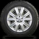 Mercedes 19 Zoll W166 X166 GL GLS Alufelgen Felgen Winterreifen Winterräder