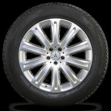 Mercedes 20 Zoll Alufelgen C292 GLE 63 43 AMG 450 Coupe Winterreifen Winterräder – Bild 3