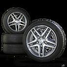AMG 19 Zoll Winterräder Mercedes S-Klasse W222 A217 C217 Cabrio Winterreifen