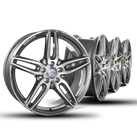 4x AMG 19 inch rims Mercedes E-class W213 S213 C238 alloy rims A2134012000 NEW
