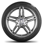 AMG 19 inch rims Mercedes E-Class W213 C238 winter tires winter wheels NEW 3