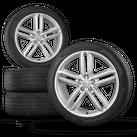 Original Audi 20 Zoll Felgen A6 4G Allroad Winterreifen Winterräder 4G9601025G