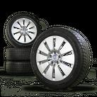 Mercedes 17 inch C-Class W205 S205 C205 A205 Winter tires Winter wheels 8 mm
